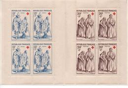Carnet Neuf Croix-Rouge 1957 YT N° 2006 - Rotes Kreuz