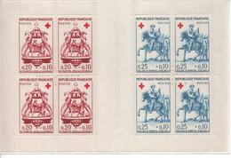 Carnet Neuf Croix-Rouge 1960 YT N° 2009 - Bâton De Confrérie De Saint-Martin - Eglise Saint-Martin Dans L'Oise - Rotes Kreuz