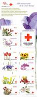 France 2014 - BC989 Carnet Adhésif Croix-Rouge Fleurs - Neuf - Rotes Kreuz