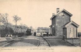 59-LA-MOTTE-AU-BOIS- LA GARE - Roubaix