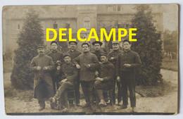 FRIEDRICHSFELD  Vue Inédite Sur Batiment Et Jardin Unveröffentlichte Ansicht Garten  WW 1 SECAP Lille 1914 - Guerra 1914-18