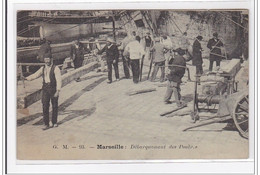 MARSEILLE : Debarquement Des Poutres - Tres Bon Etat - Other