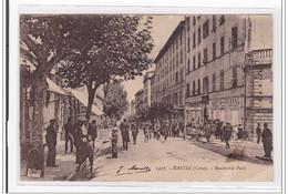 BASTIA : Boulevard Paoli (imprimerie Santi) - Etat - Bastia