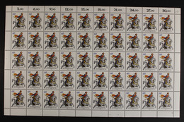 Deutschland (BRD), MiNr. 1504, 50er Bogen, FN 1, Postfrisch / MNH - Blocks & Sheetlets