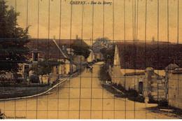 CHEVRY : Rue Du Bourg - Etat - Sonstige Gemeinden