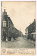 Herseaux .-place ,rue Du Ham - Mouscron - Moeskroen