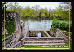 49  CHALONNES  Sur LOIRE  ....  Port  St  Pierre - Chalonnes Sur Loire