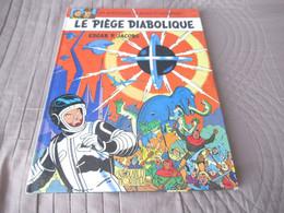 Bd   Blake Et Mortimer Le Piège Diabolique - Blake Et Mortimer