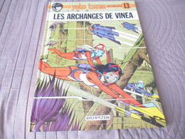 Bd   Yoko Tsuno  Les Archanges De Vinéa - Yoko Tsuno