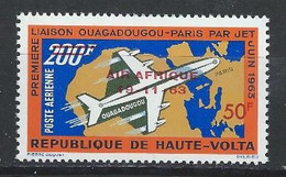 Haute-Volta YT PA 10 Neuf Sans Charnière - XX - MNH Aviation - Upper Volta (1958-1984)