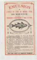 AUTRE COLLECTION 34 : Huile De Foie De Morue Pure De Norvège  étiquette Pharmaceutique Marque Christiania - Medisch En Tandheelkundig Materiaal