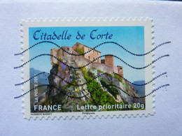 2012  Citadelle De Corte  Y&T=  AA 720   Oblitéré - KlebeBriefmarken