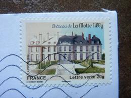 2013  Château De La Motte Tilly  Y&T=  AA 869   Oblitéré - KlebeBriefmarken