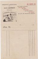 Périgueux, Truffes Du Périgord, Foies Gras, Cèpes; B. Laforest. - 1900 – 1949