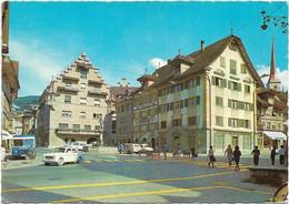 CPSM - ZUG - Kolinplatz - ZG Zug