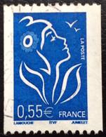 TIMBRES   DE    FRANCE   N° 3807       OBLITÉRÉS  ( LOT: 8326) - 2004-08 Marianne Van Lamouche