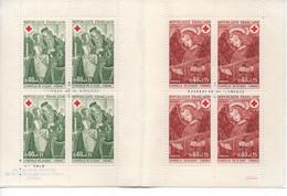 Carnet Neuf Croix-Rouge 1970 YT N° 2019 - Deux Oeuvres De La Chapelle De Dissey (Vienne) - Rotes Kreuz