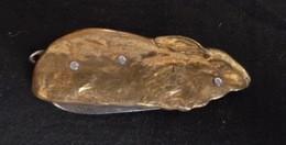 Couteau En Forme De Lapin ( En Cuivre ) - Couteaux