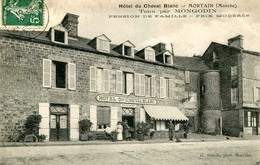 MORTAIN  = Hotel Du Cheval Blanc   2374 - Other Municipalities
