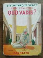 Henryk Sienkiewicz - Quo Vadis? / Hachette,1955 - Hachette