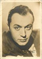 Artistes - Artiste - Acteurs - Acteur Charles Boyer Né à Figeac Décédé à Phoenix - Photographie - Photos - Autographe - Famous People