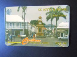 ST KITTS   NEVIS     11CSKC      5000 EX - St. Kitts & Nevis