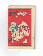 Calendrier 1927, Pilules Dupuis, Benjamin Rabier. - Tamaño Pequeño : 1921-40
