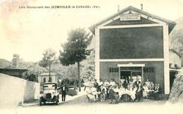 LE CANADEL  =  Café Restaurant Des MIMOSAS   2378 - Andere Gemeenten