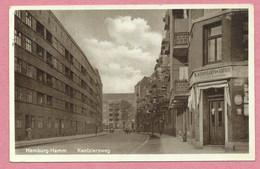 Allemagne - HAMBURG - HAMM - Kentzlersweg - Kolonialwaren Theodor ERICHSEN - Zonder Classificatie