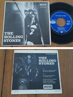 """RARE French EP 45t RPM BIEM (7"""") THE ROLLING STONES (11/1965) - Collector's Editions"""