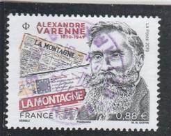 FRANCE 2019 ALEXANDRE VARENNE OBLITERE A DATE YT 5348 - Used Stamps