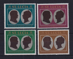 St Lucia: 1969   Birth Bicentenary Of Napoleon    MNH - St.Lucia (...-1978)