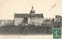 SAINT BRIAC : L'EGLISE - Sonstige Gemeinden