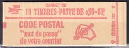 BEQUET - CARNET FERME De 10 TIMBRES - YVERT N° 1816 Conf.3  ** MNH - DATE 1974 ! - Uso Corrente