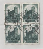 MiNr. 546 Viererblock Heilbronn - Used Stamps