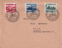 ALLEMAGNE 1939 LETTRE DE BERLIN - Briefe U. Dokumente