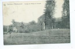 Herbeumont Vestiges De L'Abbaye De Conques - Herbeumont