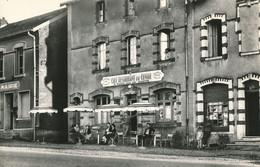 """55) BARONCOURT : Café Au """"Rendez-vous Des Sportifs"""" - Animée - Terrasse - Other Municipalities"""
