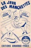 SPORT LUTTE CATCH - LA JAVA DES MANCHETTES - DE PRIETO ET LUTEREAU  - 1960 - EXCELLENT ETAT - DESSIN MICHEL LOISEL - Autres