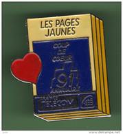 FRANCE TELECOM *** LES PAGES JAUNES *** COUP DE COEUR *** 2099 - Telecom Francesi