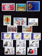 Nelle-CALEDONIE - Année 1995 (sauf 692 Et PA 327) - 25 Valeurs - Neufs N** - Très Beaux - Annate Complete