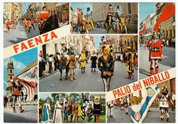FAENZA - PALIO DEL NIBALLO - 1971 - VEDUTE - Faenza