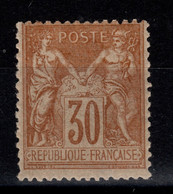 Sage Type II - YV 80 N* TTB Cote 120 Euros - 1876-1898 Sage (Type II)