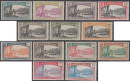 Cameroun Mandat Français - Timbres-taxe N° 1 à 13 (YT) N° 1 à 13 (AM) Neufs *. - Ungebraucht