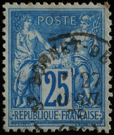 -Sage N°78 Type II  Ob  ( CAD ) ST BONNET DE JOUX ( 70 ) 1878. - 1876-1898 Sage (Type II)