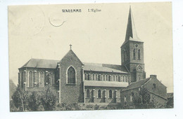 Waremme L'Eglise - Borgworm