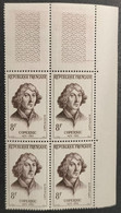 N° 1132 Neuf ** Gomme D'Origine En Bloc De 4  TB - Unused Stamps