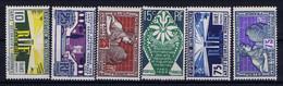 France : Yv Nr 210 - 215  Postfrisch/neuf Sans Charniere /MNH/** 1935 - Nuovi