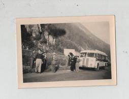 Car Bus Amicale Saint Martin Turin 1954 - Non Classificati
