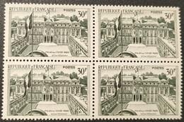 N° 1192 Neuf ** Gomme D'Origine En Bloc De 4  TB - Unused Stamps
